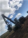 Logset 8H GTE, 2014, Harvesters