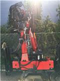 Penz 4Z 7,00 crane, 2014, Knuckleboom loaders