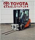 Toyota 8 FG 25، 2021، شاحنات LPG