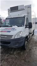Iveco Daily 65 C 18, 2007, Box trucks