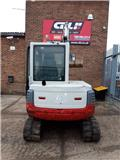 Takeuchi TB250, 2015, Mini excavators < 7t (Mini diggers)