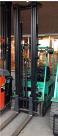Mitsubishi FB15KRT-PAC, 2012, Electric forklift trucks