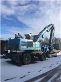 Fuchs MHL 320 D, 2012, Waste / industry handlers