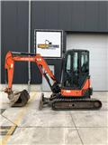 Hitachi ZX 33 U CLR, 2011, Mini excavators < 7t (Mini diggers)