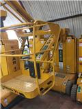 Haulotte Star 10, 2012, Articulated boom lifts