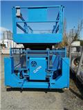 Genie GS 5390, 2003, Scissor Lifts