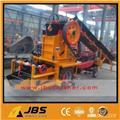 JBS 10tons per hour mobile diesel engine jaw crusher, 2021, Britadeiras