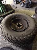 Brigestone 13.6-28 Græsbane hjul, Hjul, Dæk og Fælge