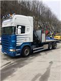 Scania R 480, 2008, Boom / Crane / Bucket Trucks
