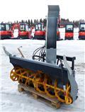 Cerruti 1600HY snöfräs, Aplanadoras