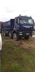 Iveco TRAKKER 8x8 HYDRAULIC BOARD, 2009, Dump Trucks