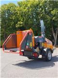 Forst ST6 - 706 hours, 2015, Drobilice za drvo / čiperi