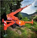 Jekko SPX 1040, 2016, Mini cranes