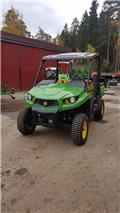 John Deere Gator, 2016, Golf cart