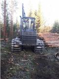 Logset 5F, 2014, Metsätraktorit