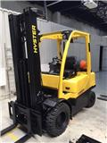 Hyster H2.5 FT, 2008, Stivuitor GPL