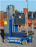 Genie GR 20, 2008, Vertical mast lifts