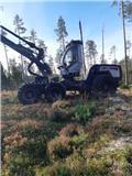 Logset 6HP, 2014, Skördare