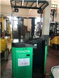 Toyota 7 FB RK 10, 2012, विद्युत फोर्कलिफ्ट ट्रकों