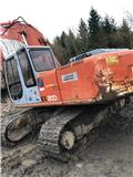 Hitachi EX 200-5, 2000, Crawler excavators