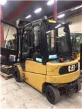 Caterpillar EP 50, 2007, Electric Forklifts