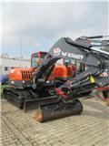 Terex TC 125, 2010, Mini excavators  7t - 12t