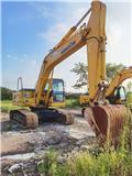 小松 tracked excavator PC220-7、2015、特种挖掘机