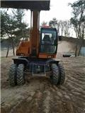 Samsung MX132W, 1996, Wheeled excavators