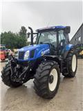New Holland T 6.155, 2016, Tractors