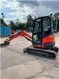 Kubota U 27-4, 2016, Mini Excavators < 7T (Mini Diggers)