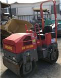 Bomag BW 100 AD M, 2007, Twin drum rollers