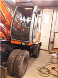 Fiat-Hitachi FH 165 W, 2001, Wheeled Excavators