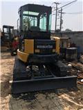 Komatsu PC 55 MR, Mini excavators < 7t (Mini diggers)