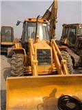 JCB 4 CX, Backhoe loaders