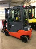 Toyota 8 FB MT 20, 2015, Electric forklift trucks