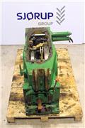 Rear transmission John Deere 3050, Getriebe