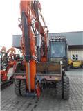 Doosan DX 140 W, 2019, Excavadoras de ruedas