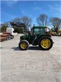 John Deere 6210 SE, 2000, Tractors
