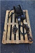 Hiab Wyciągarka hydrauliczna / Hydraulic winch, Lainnya