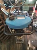 Weber SRV620, Vibradores