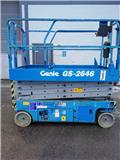 Genie GS 2646, 2005, Saksilavat