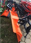Metal-Technik Schneepflug 2 m / Snow plow, 2020, Barredoras