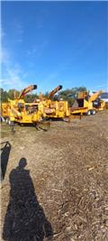 Bandit 2590, 2009, Wood chippers