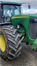 John Deere 8120, 2002, Tractors