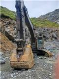 Volvo EC 460、2012、履帶式挖土機(掘鑿機,挖掘機)