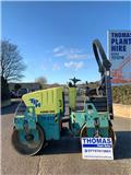 Ammann AV 26-2, 2012, Twin drum rollers
