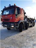 Iveco TRAKKER, 2008, Kabeļu pacēlājs nomontējamām kravas mašīnām
