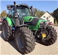 Deutz-Fahr Agrotron TTV 6190 Allrad Traktor, 2014, Traktoren