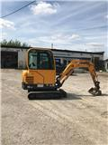 Hyundai Robex 16-9, 2014, Mini excavators < 7t (Mini diggers)