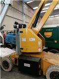 Haulotte HA 15 I, 2004, Articulated boom lifts